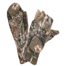 Перчатки флисовые с откидным верхом